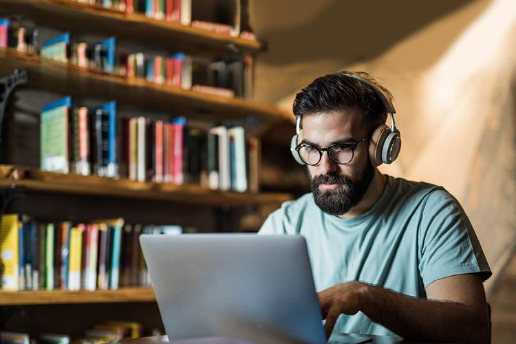 Cybersecurity online learner