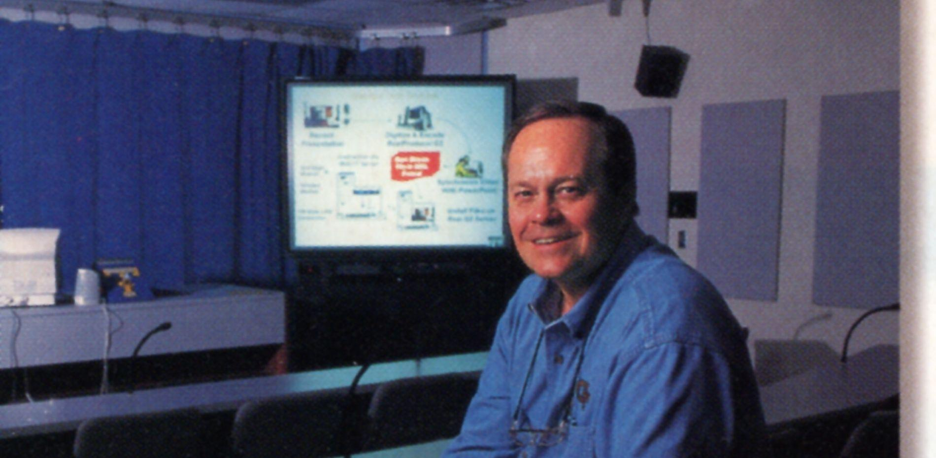 George Wright, director of georgia tech online