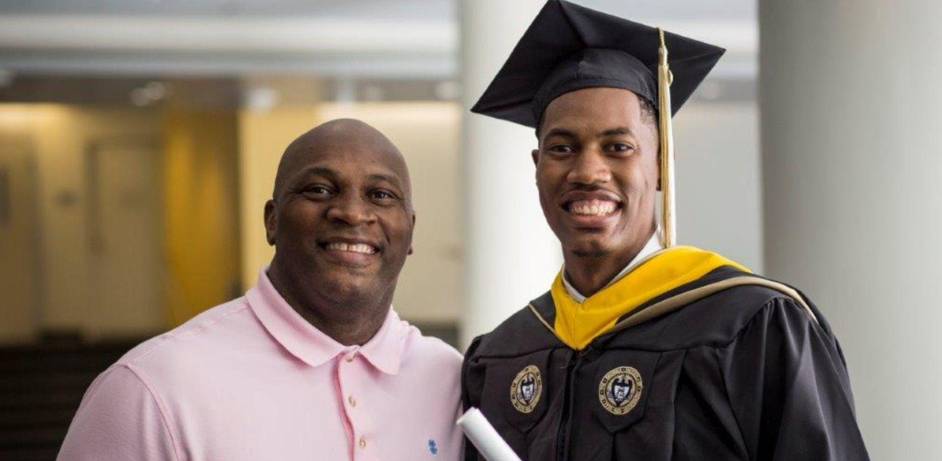 Victor Shell Sr. and Victor Shell Jr., safety and health profesisonals
