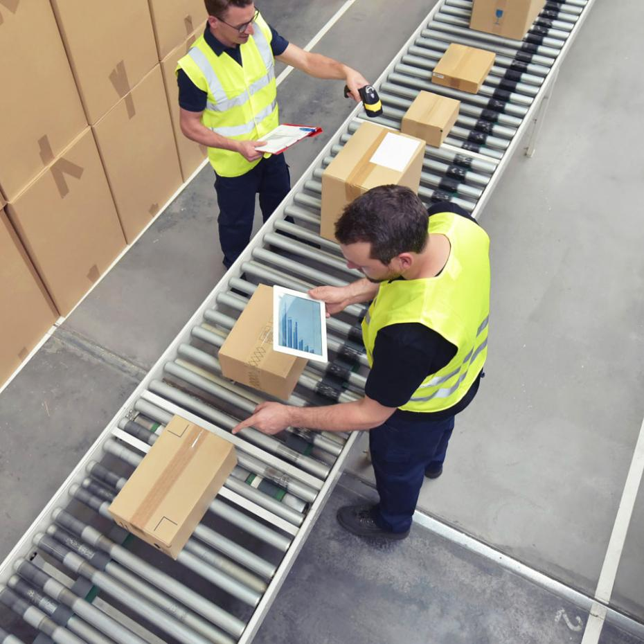 The Center of Innovation for Logistics image