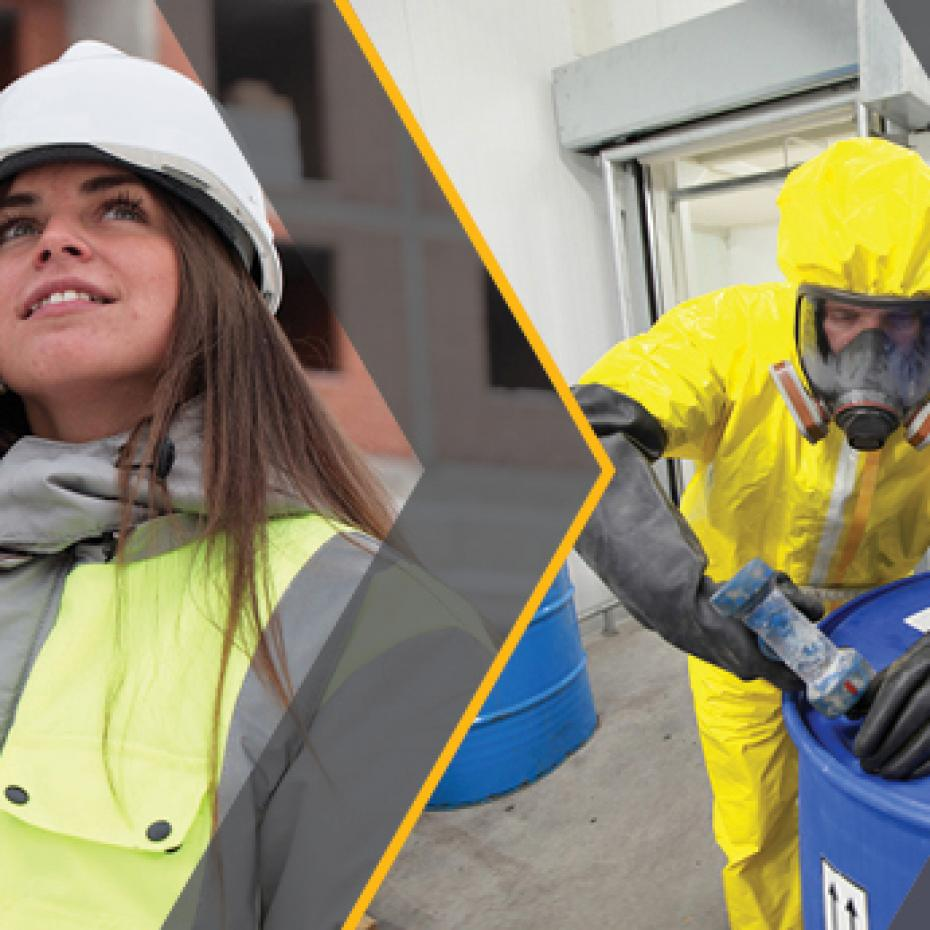 Professional Master's in Occupational Safety and Health image