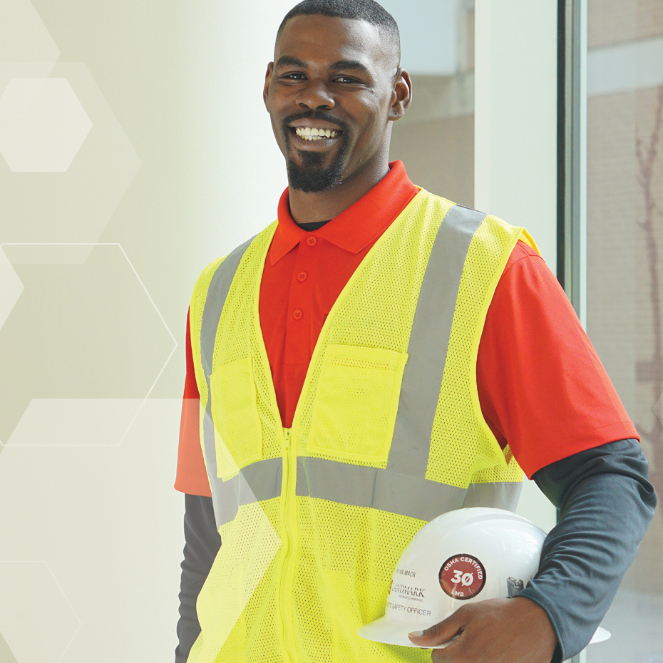 Construction Site Safety Manager's Journey from the NFL to OSHA image