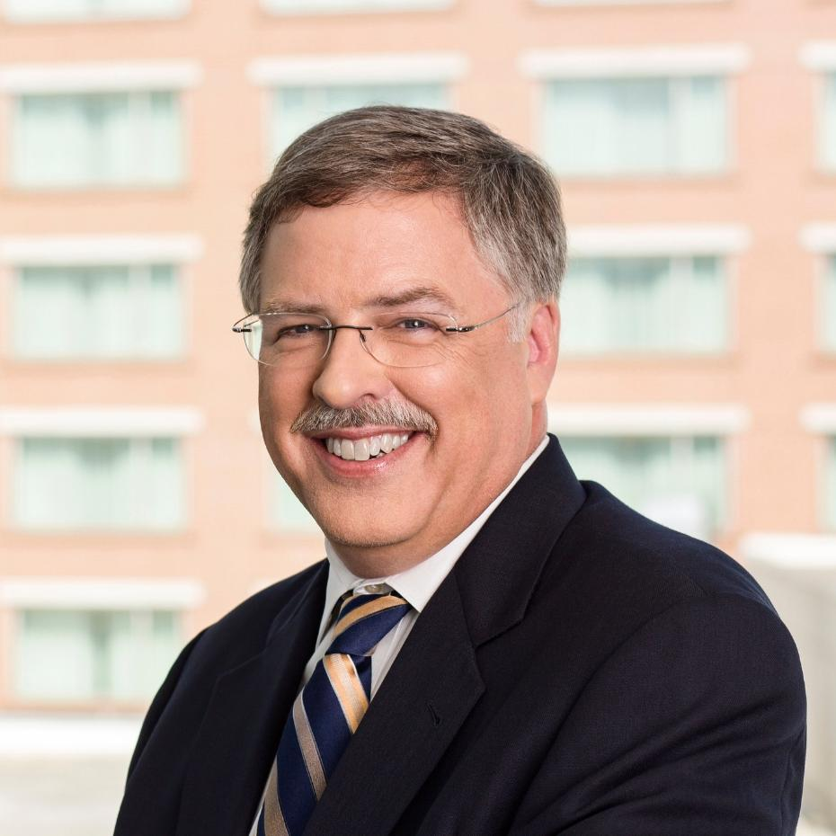 Nelson Baker Wins Award for Contributions in Continuing Engineering Education image