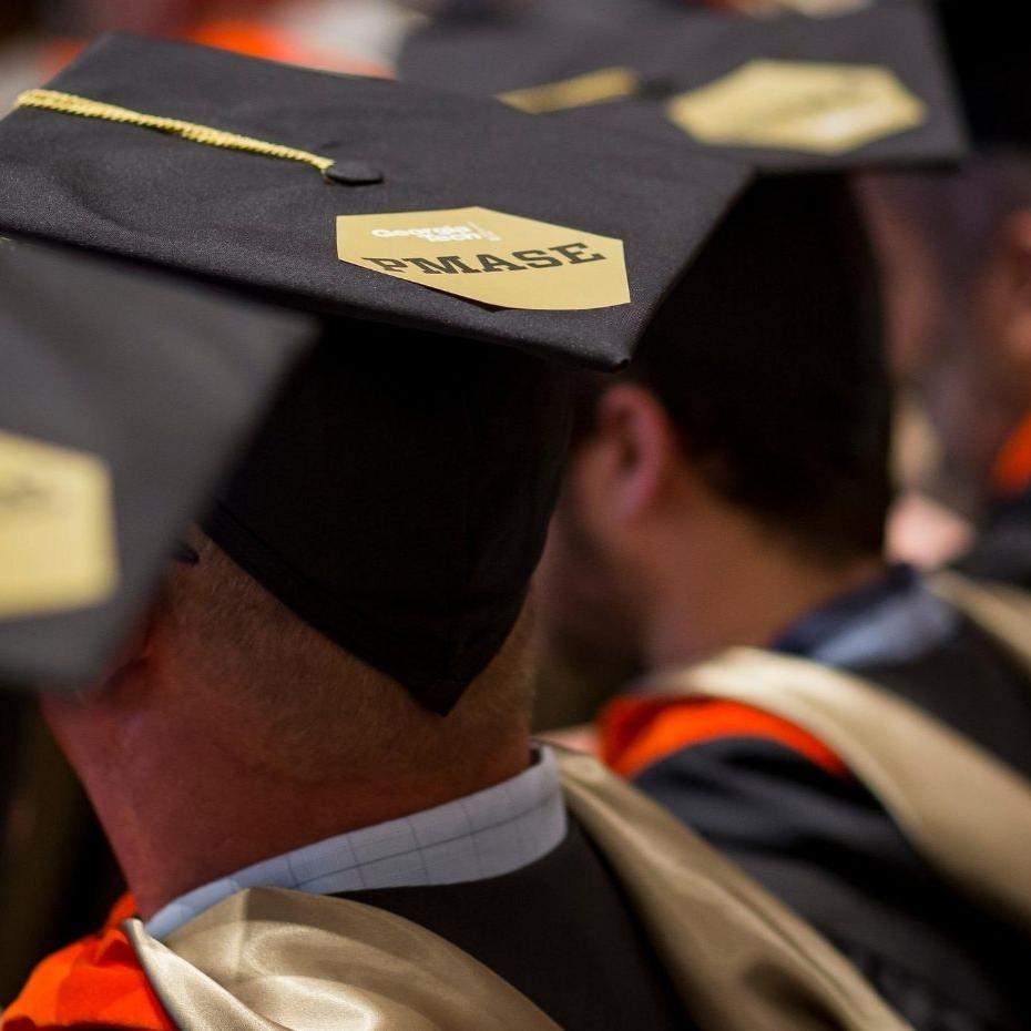Professional Master's Graduates Make History with First-Ever Virtual Commencement image