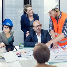 Professional Master's in Occupational Safety and Health (Online) image