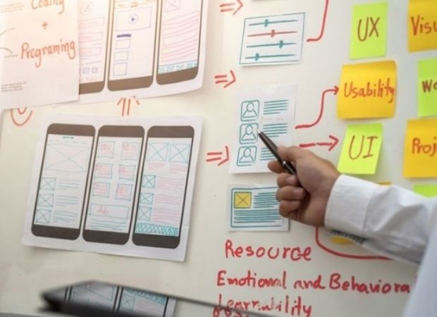 UX and UI prototyping